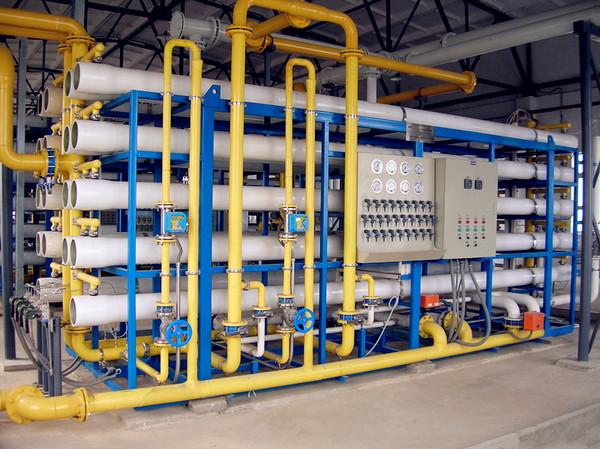 150吨电力锅炉软化水设备.jpg