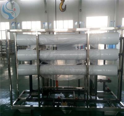 6吨超純水設備