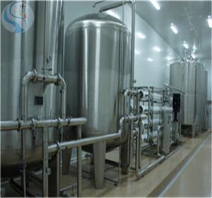 4T医药不锈钢纯水设备