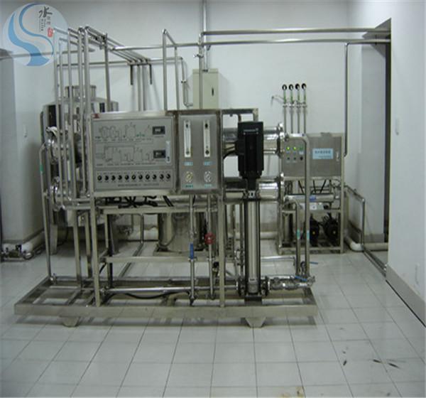 2噸醫藥不銹鋼高純水設備.jpg