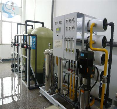 5吨软化水设备