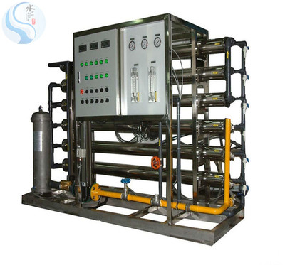 50吨工业纯水设备