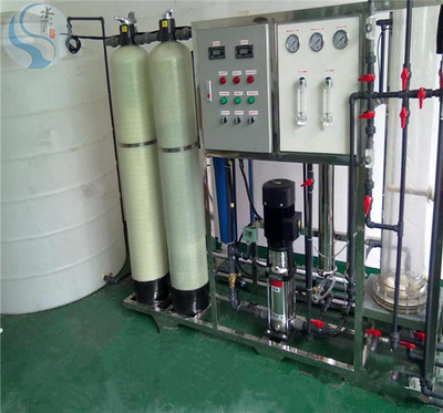 8吨工业纯水设备