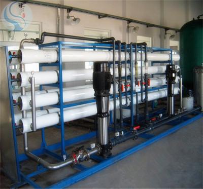 10吨工业純水設備