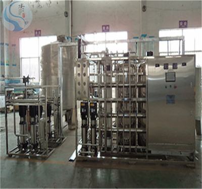 不锈钢超纯水设备