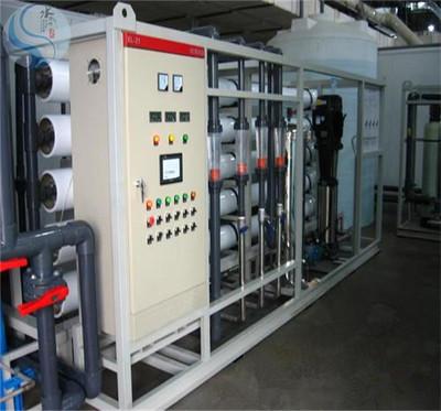6吨电子超純水設備