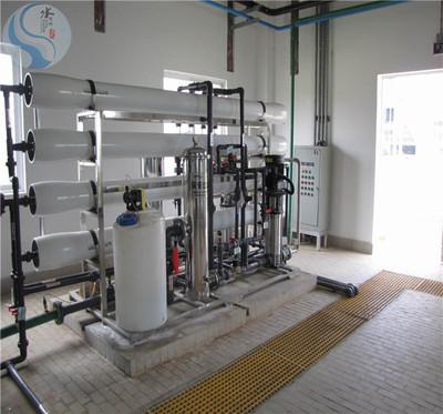 8吨电子超纯水设备