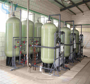 10吨软化水设备
