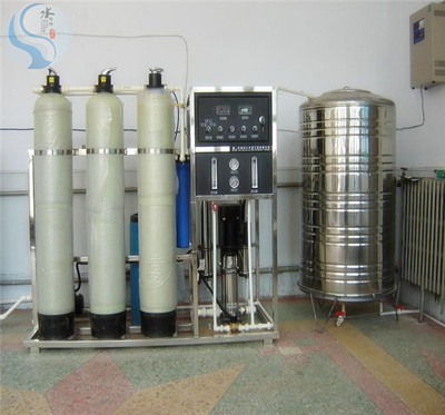 1吨管道直飲水设备