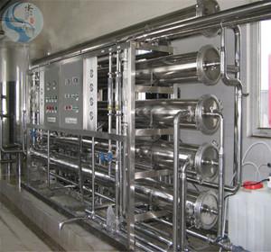 15吨全不锈钢管道直飲水设备