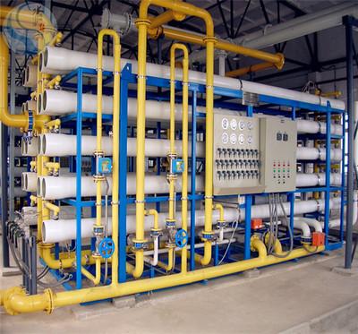 150吨电力锅炉软化水设备