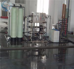 2吨食品行业纯水设备