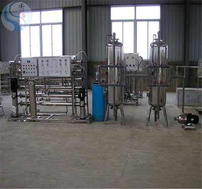 3吨食品行业纯水设备