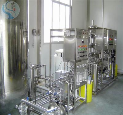 5吨食品行业纯水设备